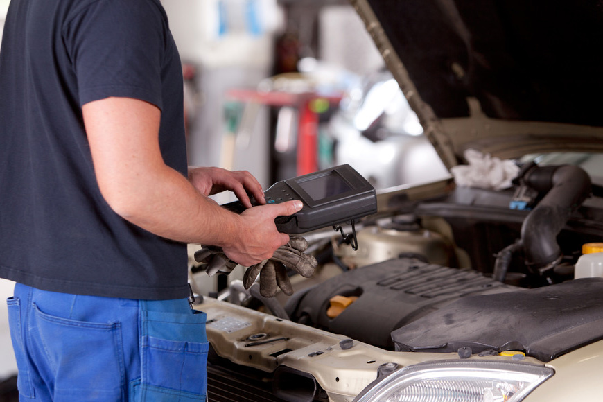 Tyre and Battery Diagnostics